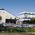 紙製品製造工場